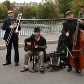 Jazz in the streets of Paris